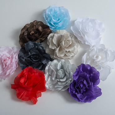 "4"" Rose Flower Trims"