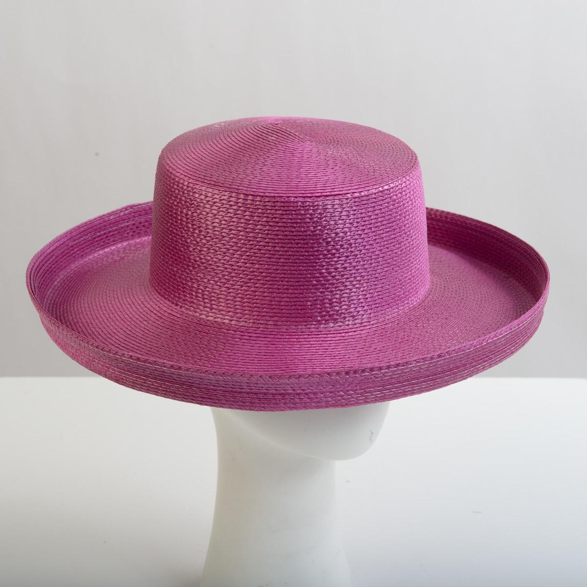 2deb2c5e0fd66a White Polypropylene Straw Medium Brim Plain Hats-CH-188009-47- Sun Yorkos |  Zoria