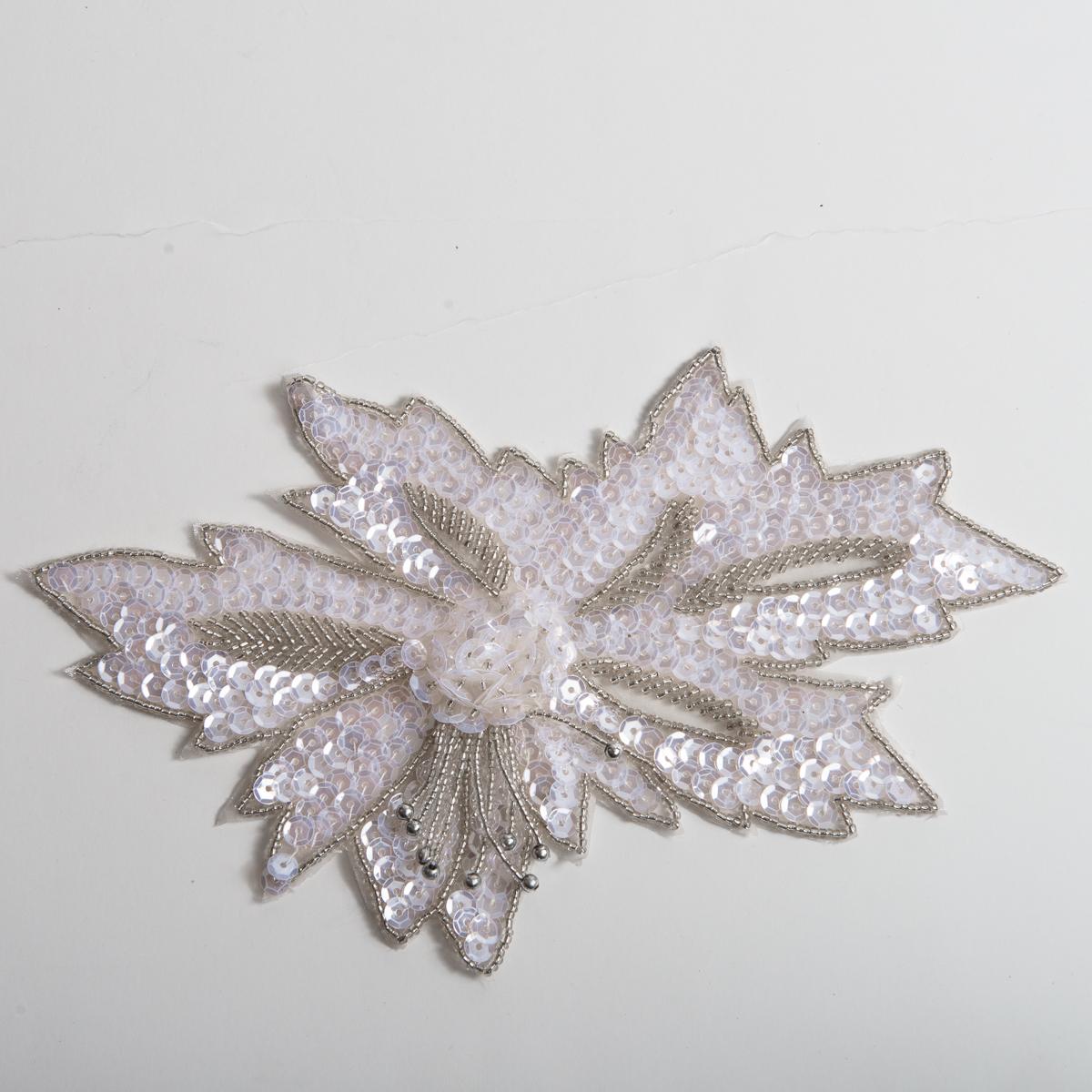 sequin bead center applique et 2729 sun yorkos zoria