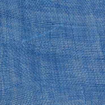Royal Medium Stiff Machine Weave Sinamay Fabric; 50M