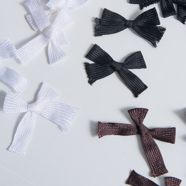 Small Rayon Bow Ties