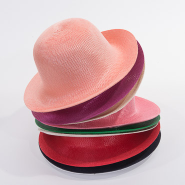 Shiny Poly Straw Hatbody