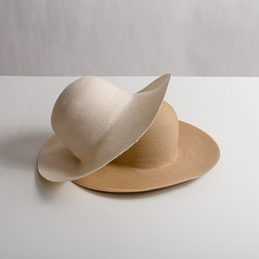Medium Brim Toyo Paper Hat Body