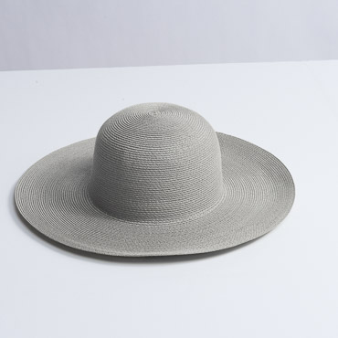 5mm Hemp Sewn Medium Brim Hat Body
