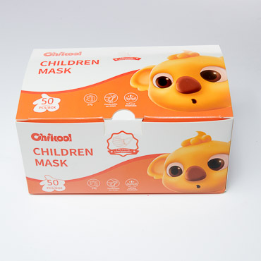 Kids Disposable Non-Medical Mask
