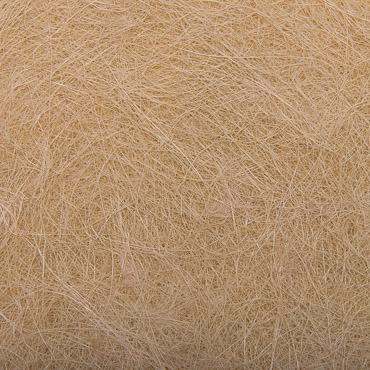 Peral Ivory Abaca Scrunch-4M