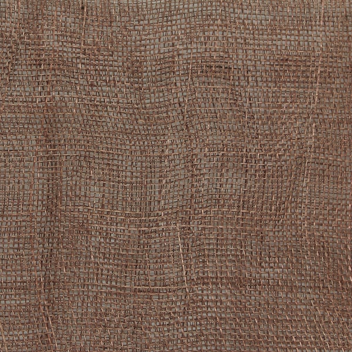 light brown medium sizing stiff sinamay fabric