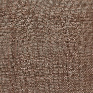 Light Brown Medium Sizing Stiff Sinamay Fabric; 50M